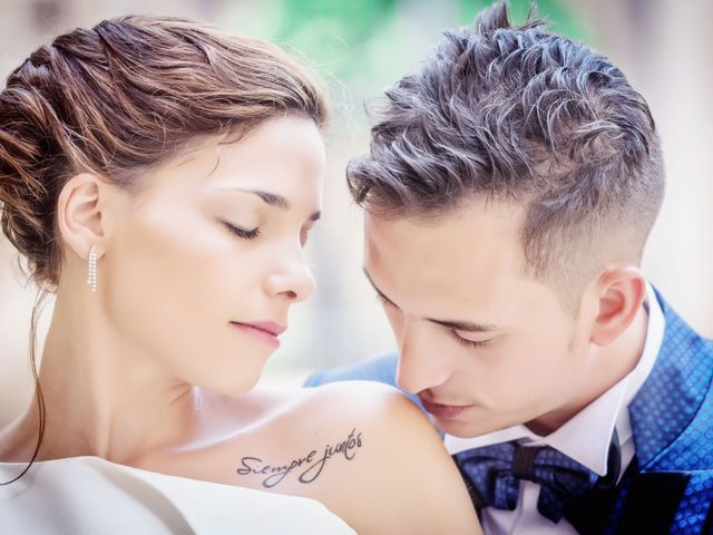 La boda de Tania y Pablo