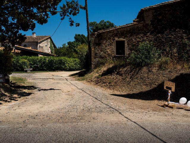La boda de Ignasi y Andrea en Girona, Girona 1