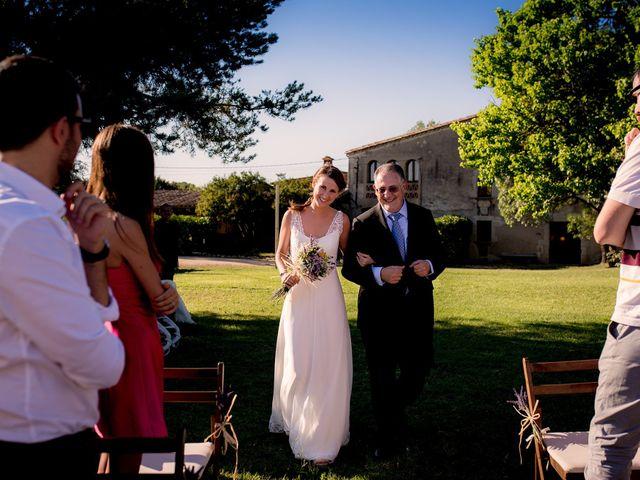 La boda de Ignasi y Andrea en Girona, Girona 36