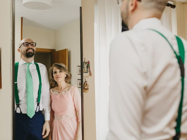 La boda de Miguel y Carolina en Madrid, Madrid 3