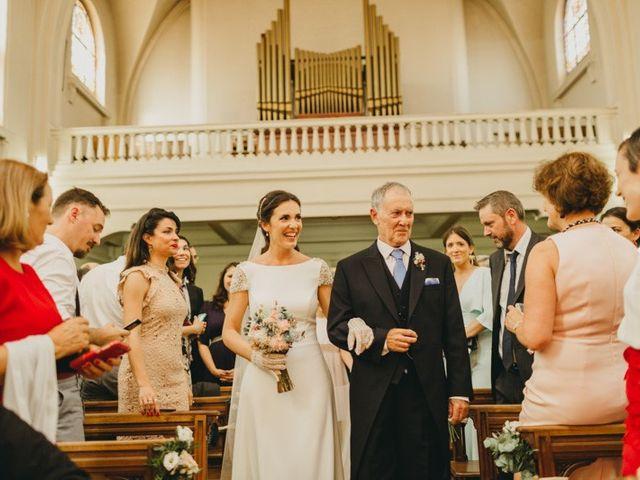 La boda de Miguel y Carolina en Madrid, Madrid 19