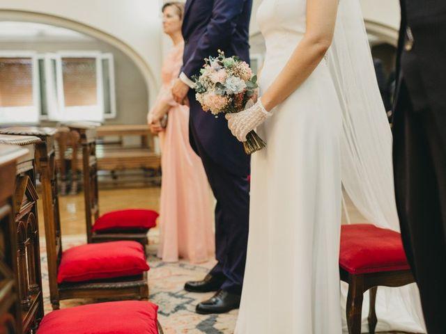 La boda de Miguel y Carolina en Madrid, Madrid 20