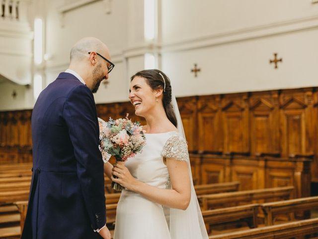 La boda de Miguel y Carolina en Madrid, Madrid 1