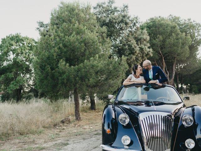 La boda de Miguel y Carolina en Madrid, Madrid 28