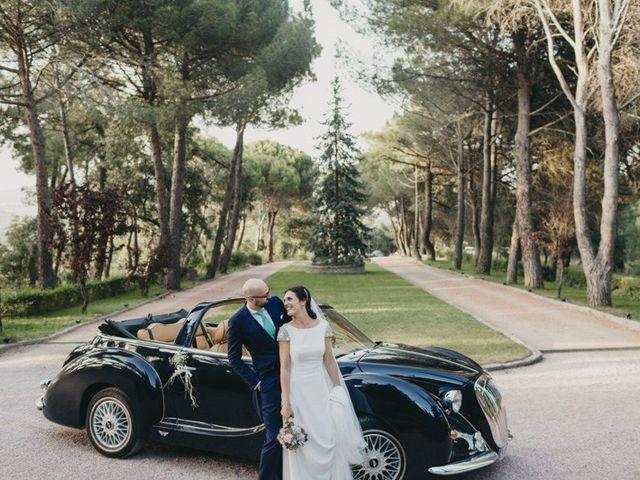 La boda de Miguel y Carolina en Madrid, Madrid 29
