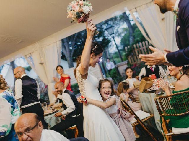 La boda de Miguel y Carolina en Madrid, Madrid 37