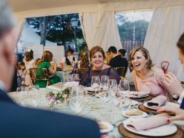 La boda de Miguel y Carolina en Madrid, Madrid 40