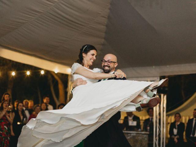 La boda de Miguel y Carolina en Madrid, Madrid 45