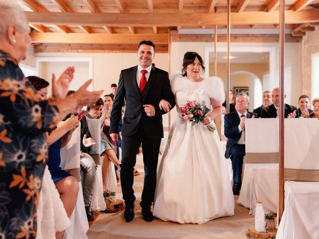 La boda de Chito y Marta en Redondela, Pontevedra 1
