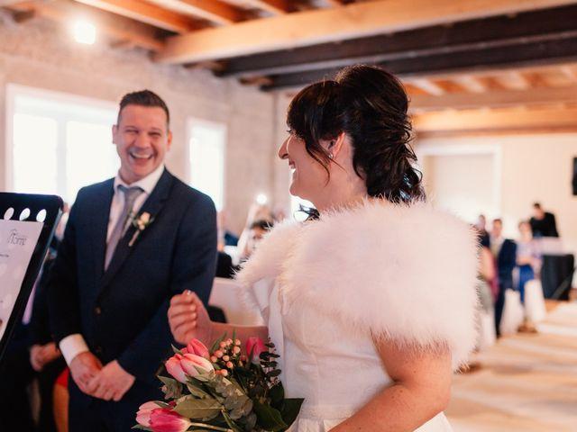 La boda de Chito y Marta en Redondela, Pontevedra 21