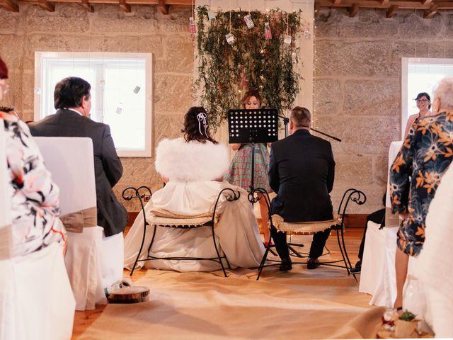 La boda de Chito y Marta en Redondela, Pontevedra 22