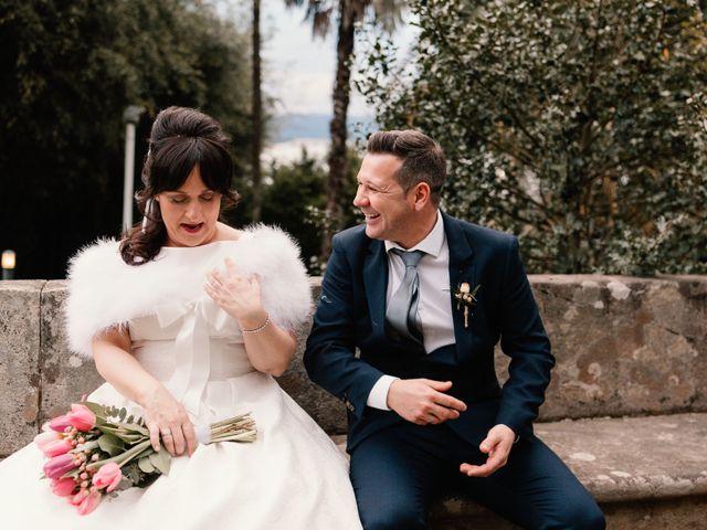 La boda de Chito y Marta en Redondela, Pontevedra 25