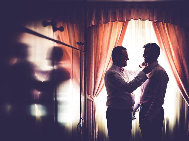 La boda de Victor y Iratxe en Miraflores De La Sierra, Madrid 8