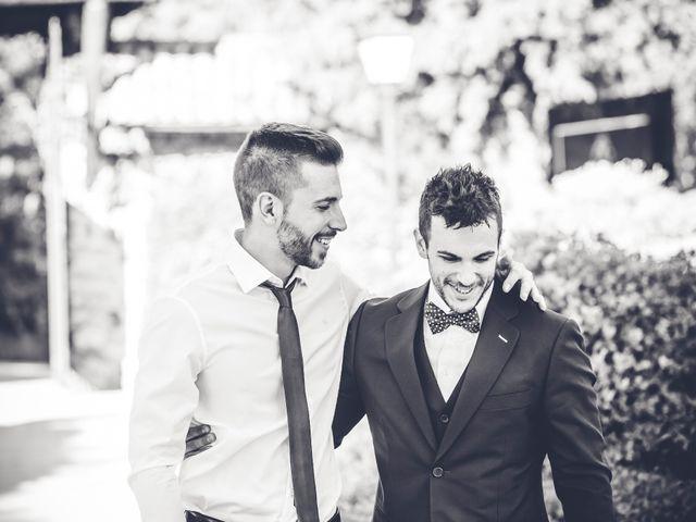 La boda de Victor y Iratxe en Miraflores De La Sierra, Madrid 32