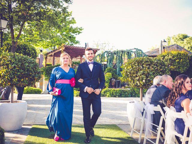 La boda de Victor y Iratxe en Miraflores De La Sierra, Madrid 33