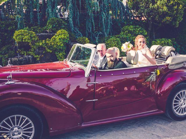 La boda de Victor y Iratxe en Miraflores De La Sierra, Madrid 35