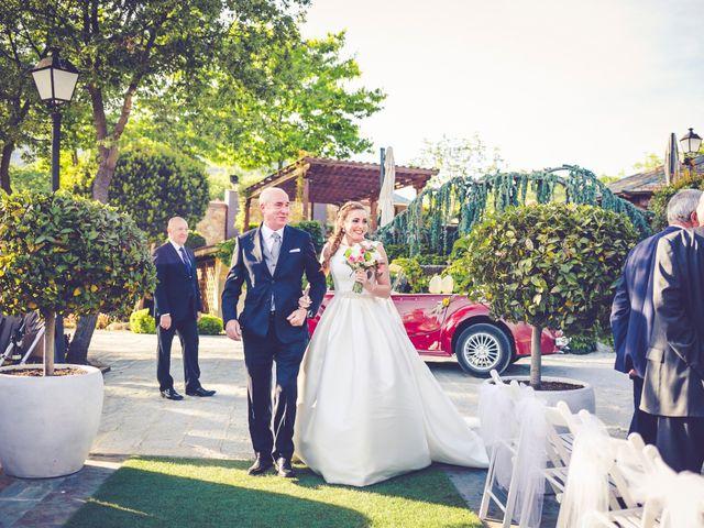 La boda de Victor y Iratxe en Miraflores De La Sierra, Madrid 36