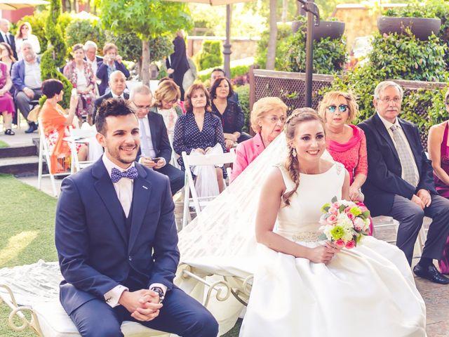 La boda de Victor y Iratxe en Miraflores De La Sierra, Madrid 40