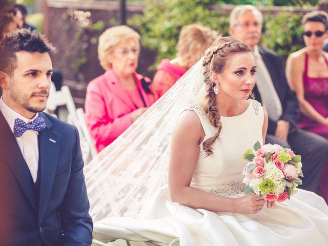 La boda de Victor y Iratxe en Miraflores De La Sierra, Madrid 43