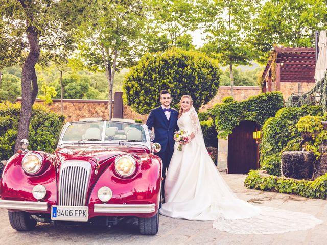 La boda de Victor y Iratxe en Miraflores De La Sierra, Madrid 68