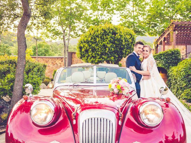 La boda de Victor y Iratxe en Miraflores De La Sierra, Madrid 71
