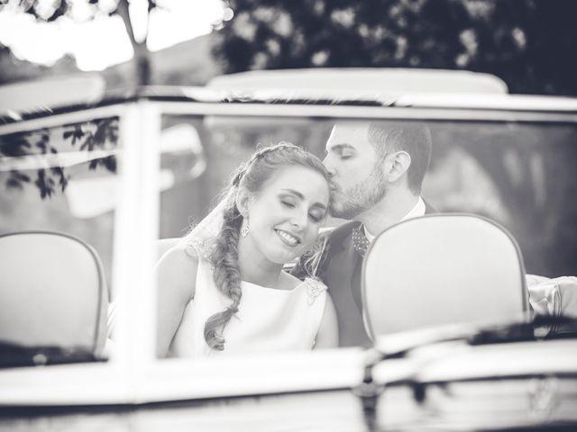 La boda de Victor y Iratxe en Miraflores De La Sierra, Madrid 1