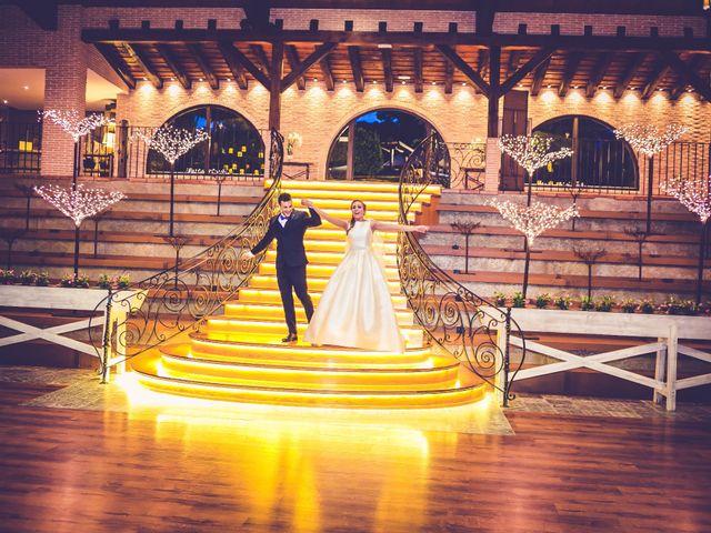 La boda de Victor y Iratxe en Miraflores De La Sierra, Madrid 80