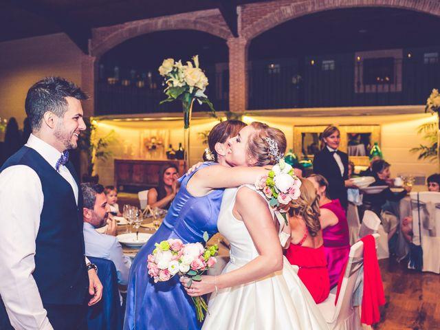La boda de Victor y Iratxe en Miraflores De La Sierra, Madrid 90