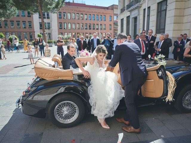 La boda de Ángel y Mónica en Alcalá De Henares, Madrid 7