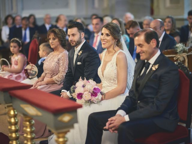 La boda de Ángel y Mónica en Alcalá De Henares, Madrid 10