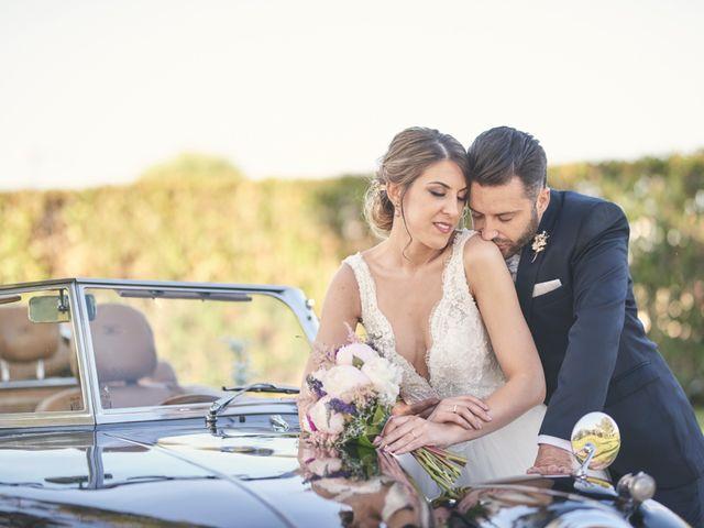 La boda de Mónica y Ángel