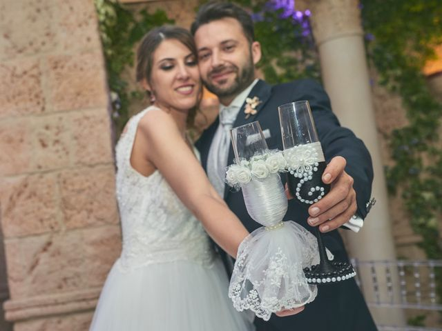 La boda de Ángel y Mónica en Alcalá De Henares, Madrid 22
