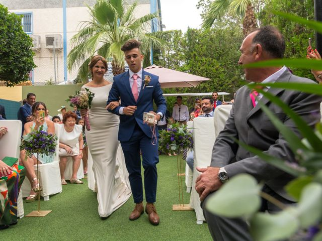 La boda de Angel y Miriam en Jerez De La Frontera, Cádiz 7