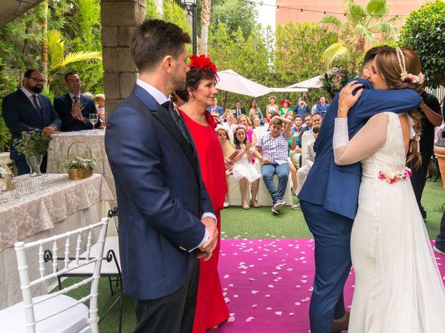 La boda de Angel y Miriam en Jerez De La Frontera, Cádiz 8