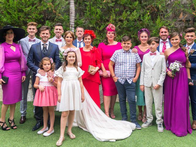 La boda de Angel y Miriam en Jerez De La Frontera, Cádiz 17