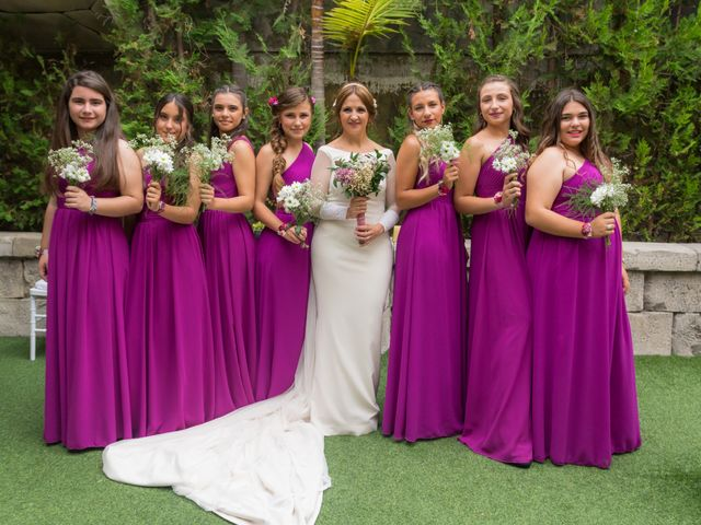 La boda de Angel y Miriam en Jerez De La Frontera, Cádiz 24