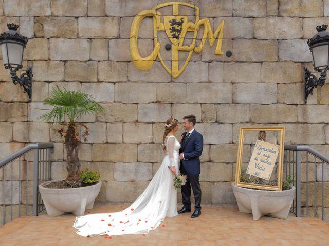 La boda de Angel y Miriam en Jerez De La Frontera, Cádiz 26
