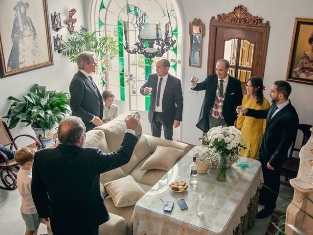 La boda de Manuel y Ángeles en Almonte, Huelva 7