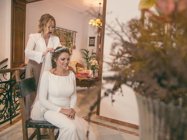 La boda de Manuel y Ángeles en Almonte, Huelva 9