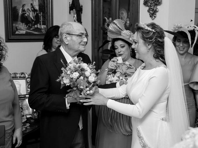 La boda de Manuel y Ángeles en Almonte, Huelva 10