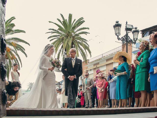 La boda de Manuel y Ángeles en Almonte, Huelva 12