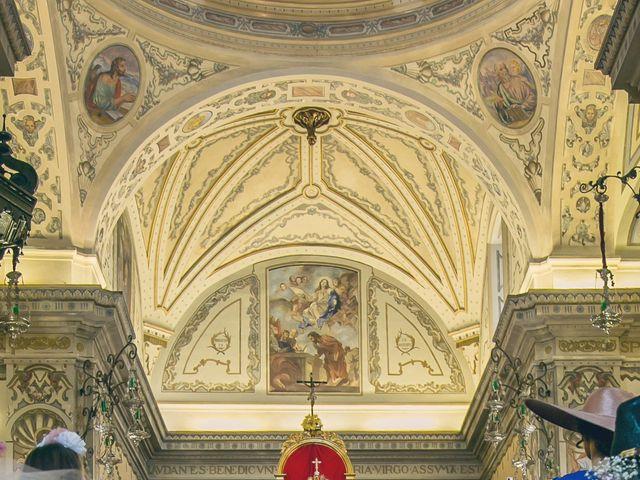 La boda de Manuel y Ángeles en Almonte, Huelva 13