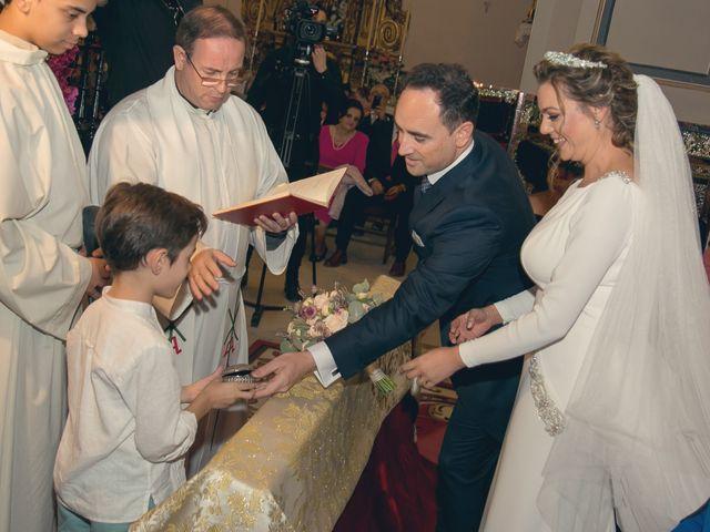 La boda de Manuel y Ángeles en Almonte, Huelva 14