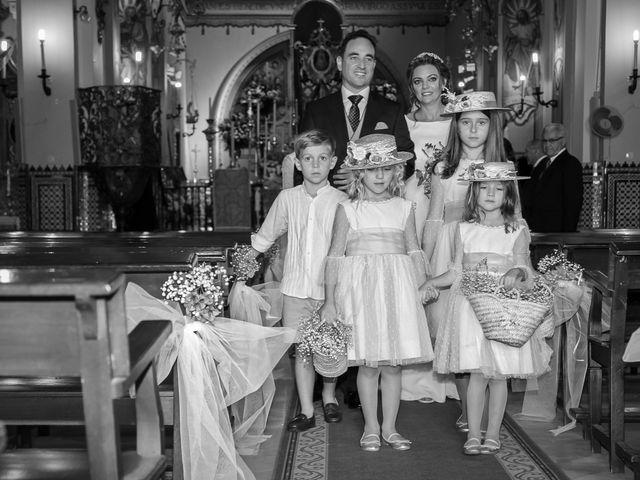 La boda de Manuel y Ángeles en Almonte, Huelva 15