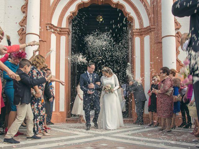 La boda de Manuel y Ángeles en Almonte, Huelva 16