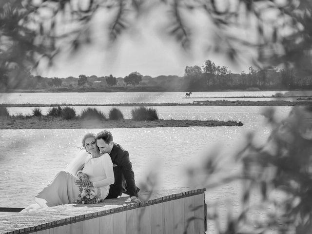 La boda de Manuel y Ángeles en Almonte, Huelva 17