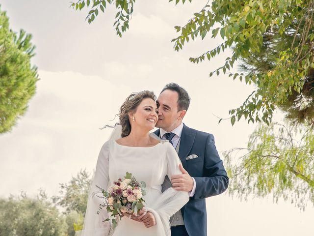 La boda de Ángeles y Manuel