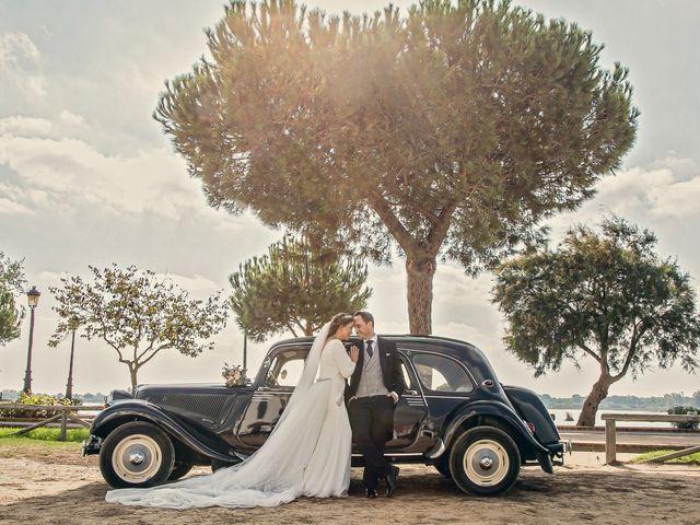 La boda de Manuel y Ángeles en Almonte, Huelva 20