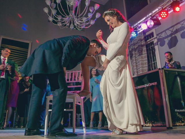 La boda de Manuel y Ángeles en Almonte, Huelva 24