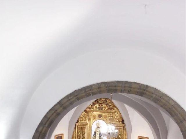 La boda de Diego y Rocío en Salvaleon, Badajoz 3